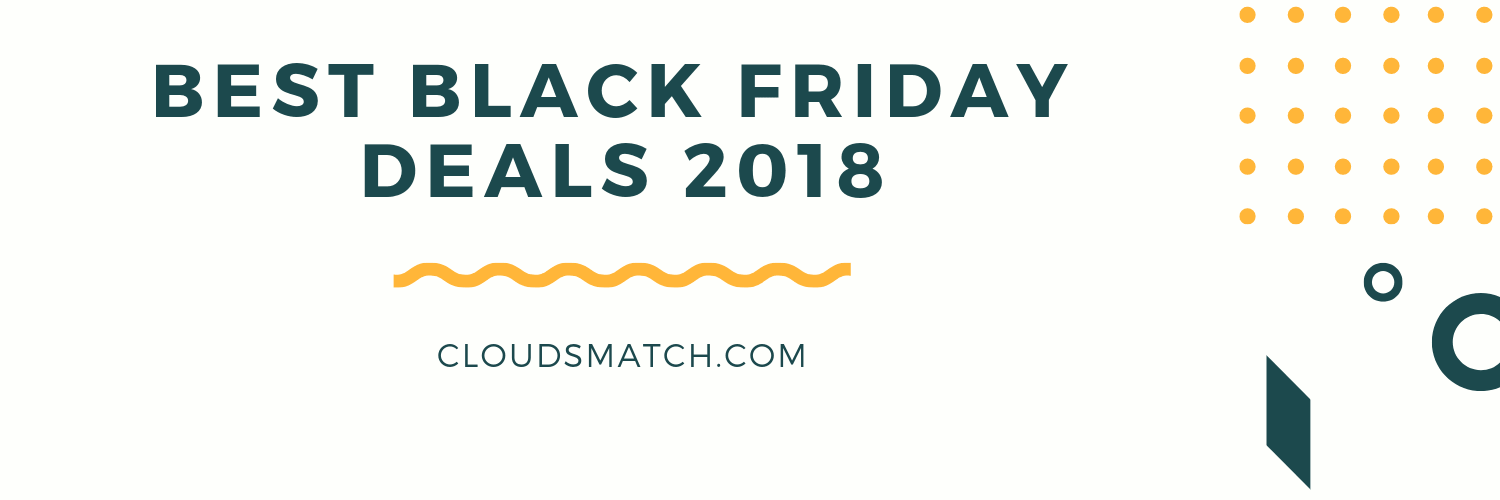 Best Black Friday Web Hosting Deals 2018